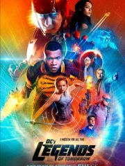 Streaming & Download Legends of Tomorrow Season 3 Full Episode