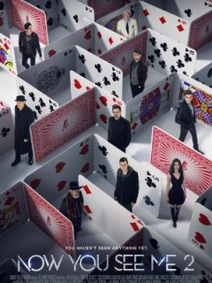 Now You See Me 2 (2016) Bluray Sub Indo MP4 MKV