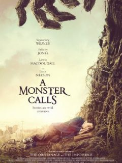 Poster A Monster Call BluRay Sub Indo
