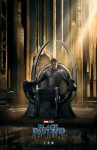 Black Panther BluRay 480p 720p Sub Indo