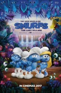 Download Film Animasi Smurfs The Lost Village Sub Indo 720p 1080p AVI MP4 MKV Ganool, Pahe, Rye