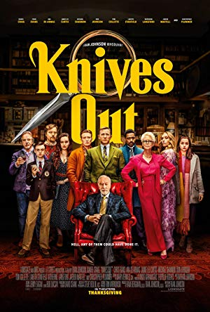 Knives Out (2019) BluRay 480p 720p & 1080p