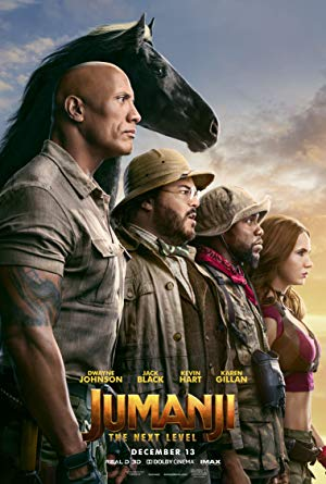 Download & Streaming Film Jumanji: The Next Level (2019) BluRay 480p, 720p, & 1080p Subtitle Indonesia