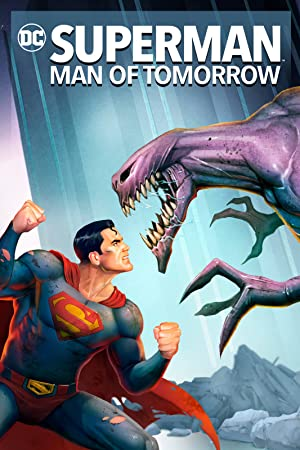 Download Animation Movies Free Superman: Man of Tomorrow (2020) BluRay
