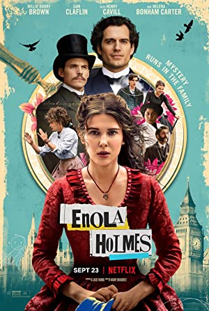 Enola Holmes BluRay 480p 720p 1080p Subtitle Indonesia
